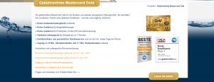 advanzia mastercard gold testbericht und erfahrungen 10 2019. Black Bedroom Furniture Sets. Home Design Ideas